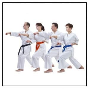 Free Karate class Adults only