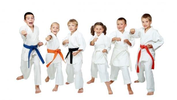 Free karate class kids & Adults